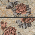 Декор chicago south side ins s2 vintage roses (10x20) каталог