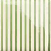 Декор декор stripe green 20x20 каталог