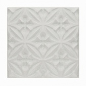 Декор adex ocean relieve caspian white caps размер 15x15 см каталог