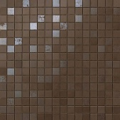 Мозаика ATLAS CONCORDE DWELL Мозаика Brown Leather Mosaico Q